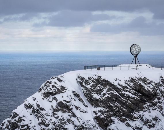 Nordkapp 71°10′ – Cap vers le point le plus au nord de l'Europe